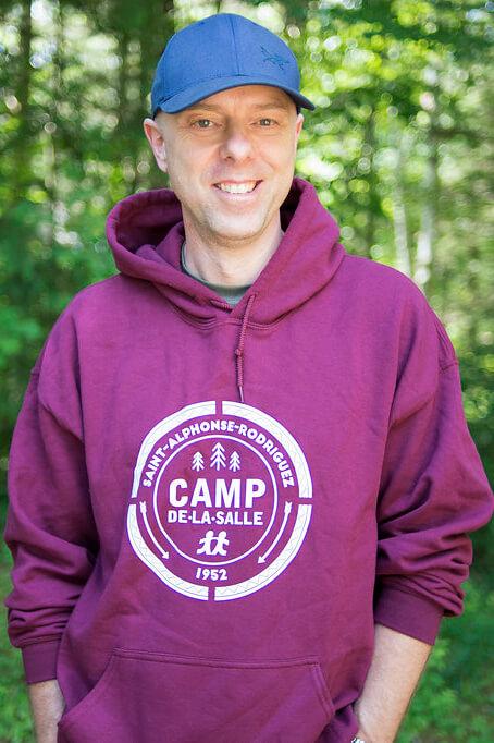 Martin Lapointe - Camp De-La-Salle
