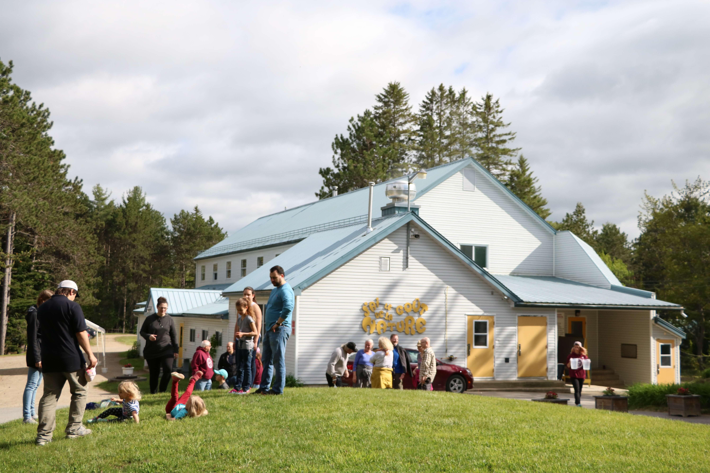 Camp De-La-Salle - journée portes ouvertes