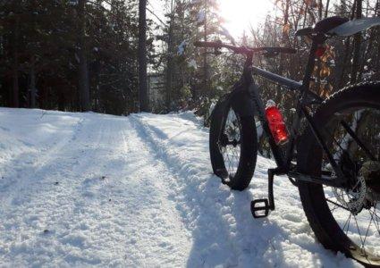 Vélo dodu - fartbike - Camp De-La-Salle - Saint-Alphonse-Rodriguez - Lanaudière