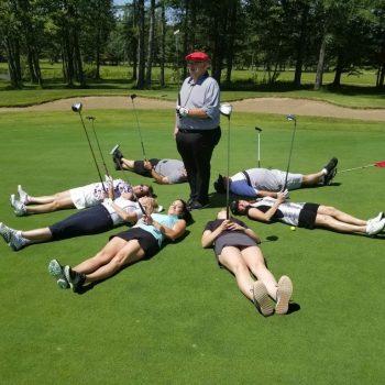Tournoi de golf des Fondations l'Étincelle et Camp De-La-Salle