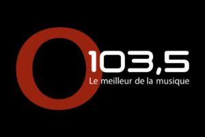 Logo O103,5 FM